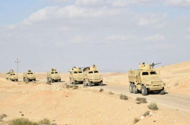 "#LeMonde: ""Continuing operations of the Egyptian army against jihadists in Sinai  """